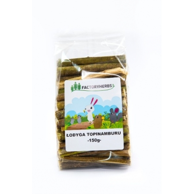 FactoryHerbs Łodyga Topinamburu 150g